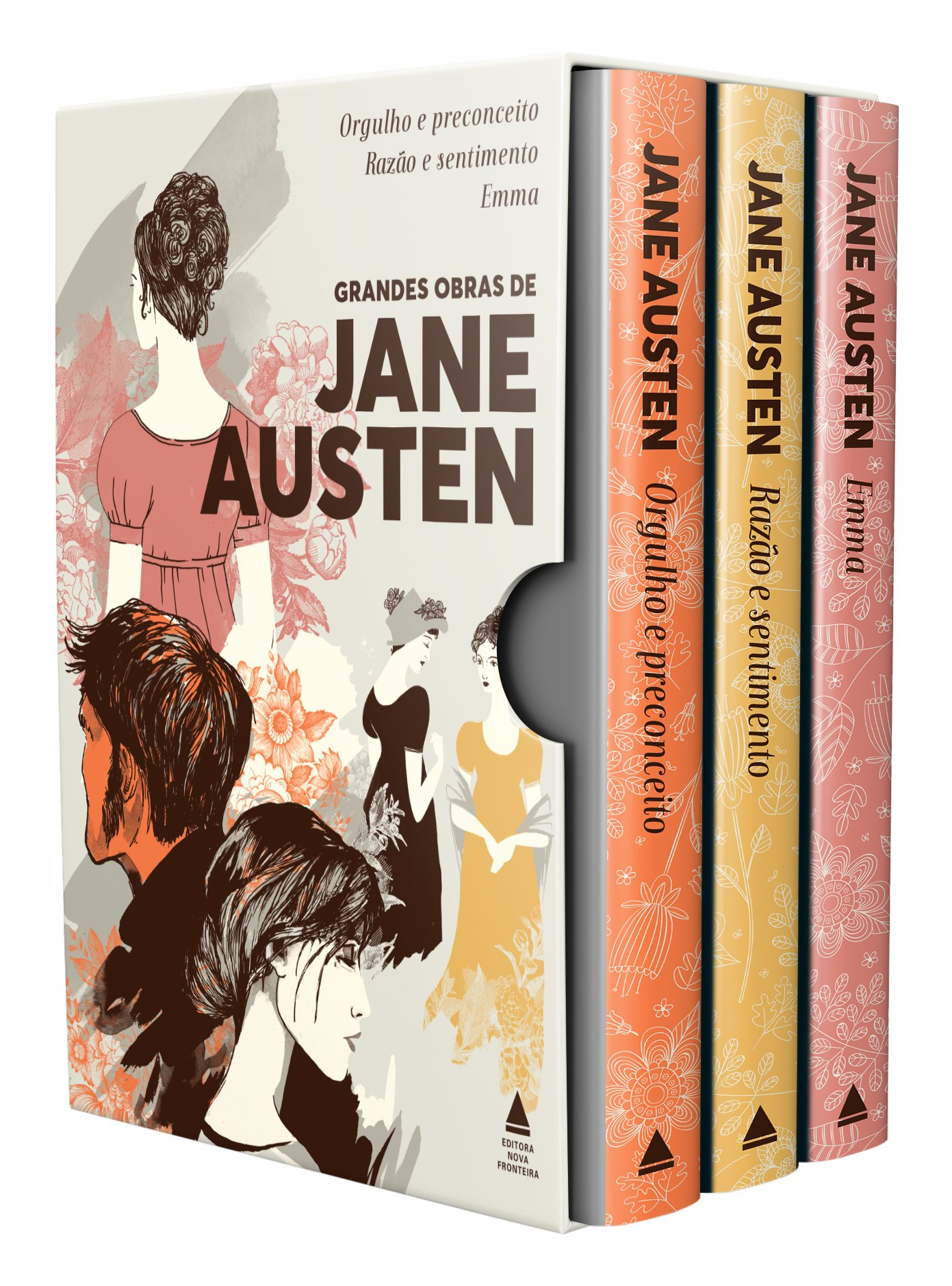 Grandes Obras de Jane Austen