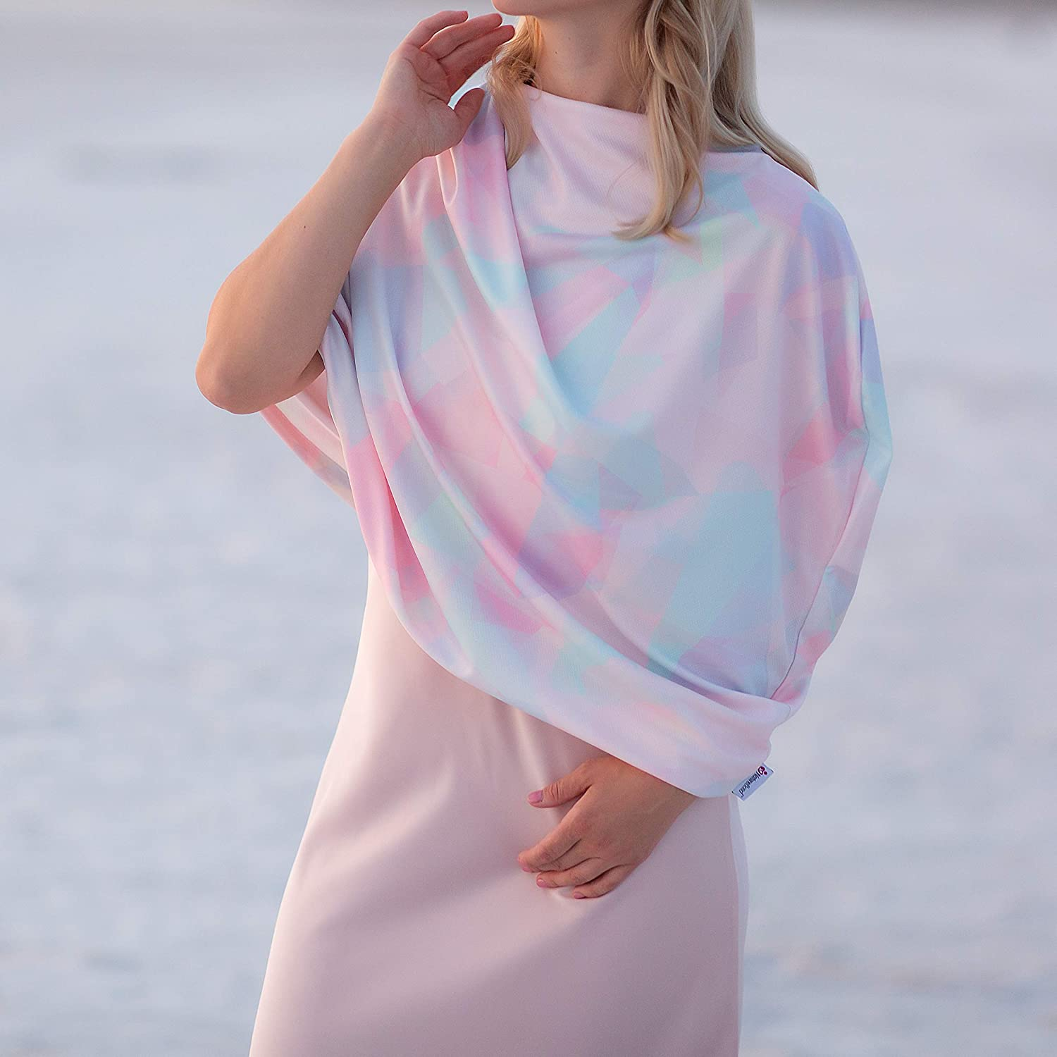 Multifunctional Comfortable NatureBond Breastfeeding Nursing Cover Essentials for Women 100/% Privacy Nursing covers for Breastfeeding That All New Moms Should Have! Stretchable Breathable