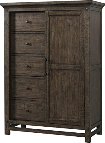 Lane Home Furnishings Gentleman's Chest brown