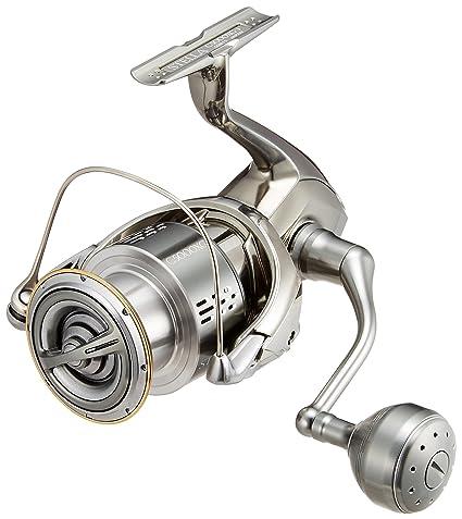Amazon com : Shimano Reel Spinning Reel 18 Stella c5000xg