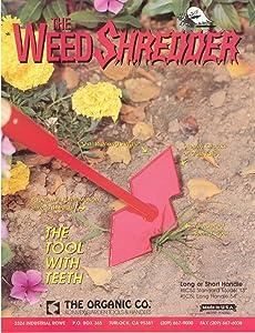 Weed Shredder Hoe