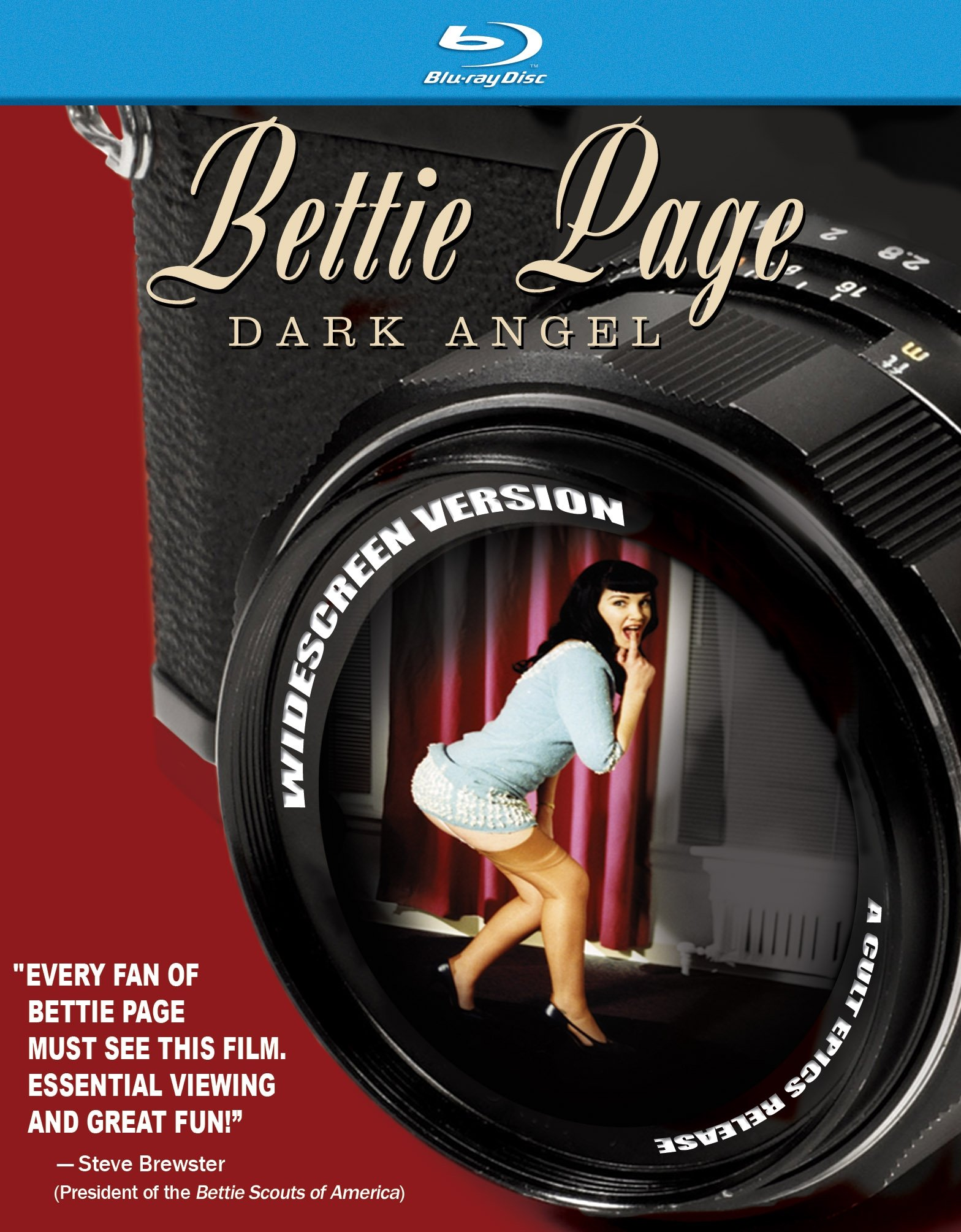 Bettie Page: Dark Angel (Widescreen, Subtitled)