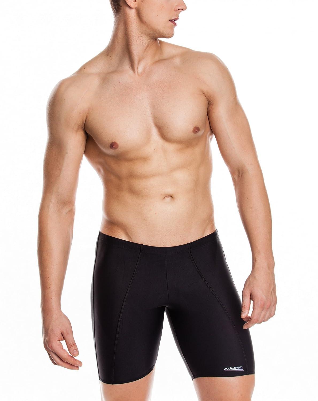 Aqua Speed LONG Troncos de natación largo de hombre tAjmMo