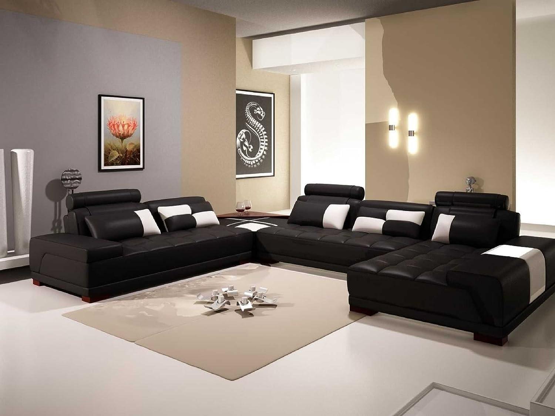 Amazon.com: VIG Furniture VGEV-SP-11BBLK Divani Casa 11B