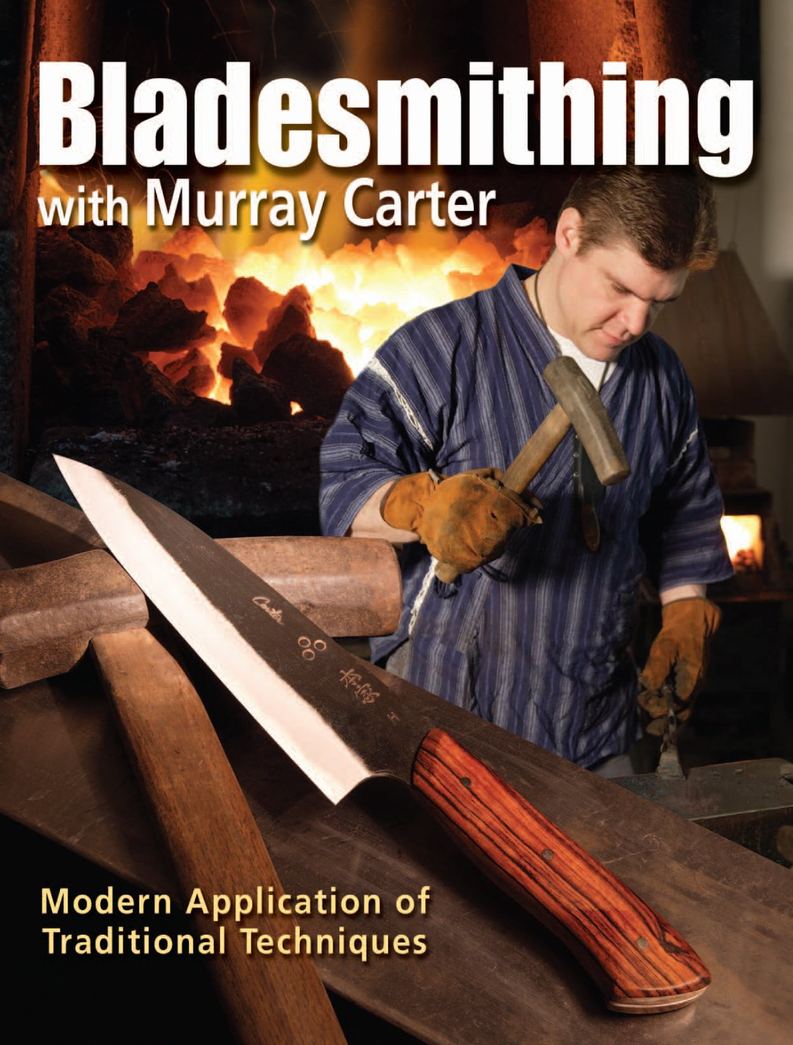 Amazon.com: Bladesmithing with Murray Carter: Modern Application of  Traditional Techniques (0074962013811): Murray Carter: Books