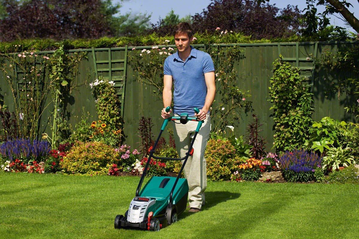 36 W 36 V Bosch Home and Garden 0.600.885.D01 Bosch Cortac/ésped de bater/ía ROTAK 32 LI