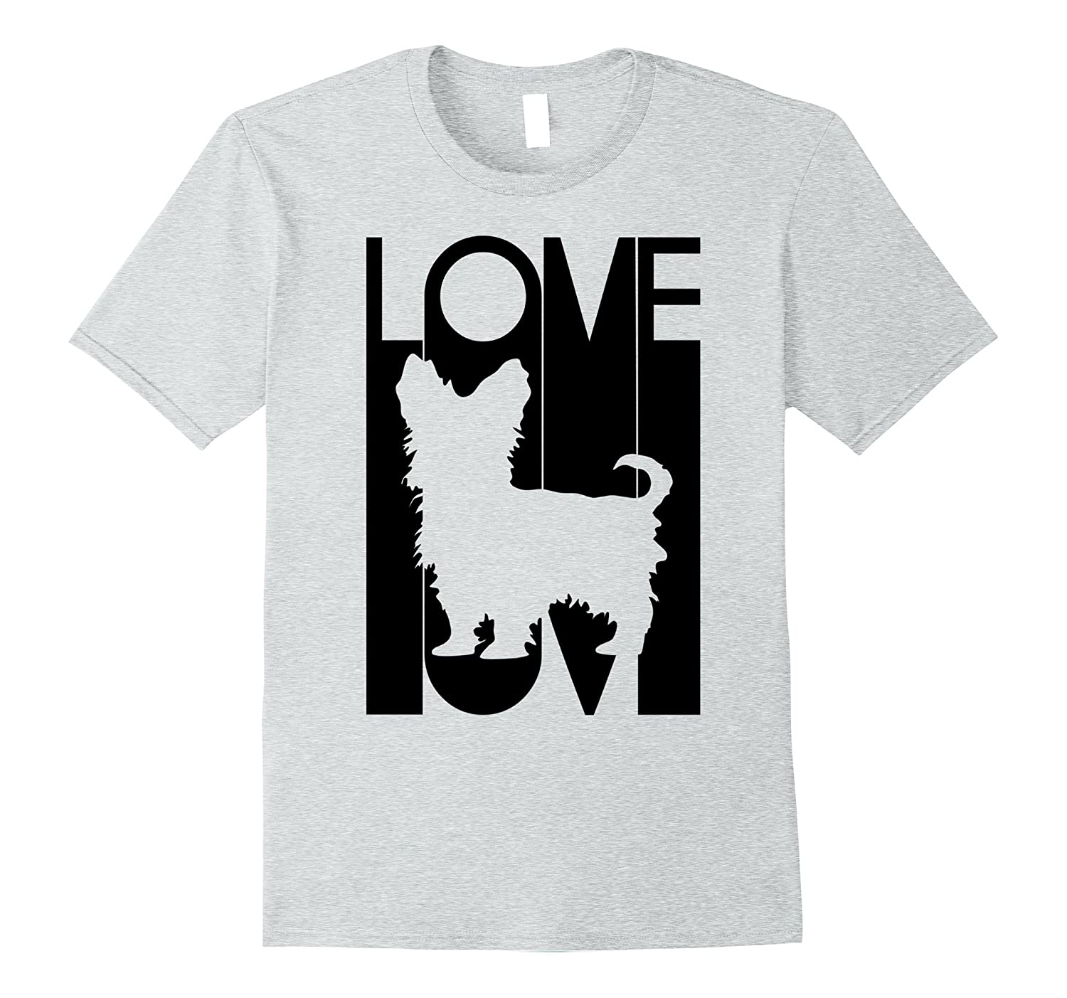 Yorkshire Terrier Yorkie Love T-Shirt-TH
