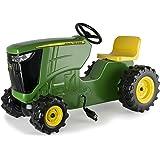 John Deere Plastic Pedal Tractor Green