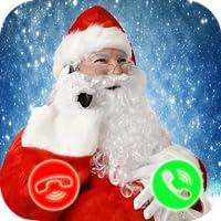 fake call santa claus santa