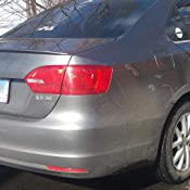 Factory Style Spoiler for the Volkswagen Jetta Painted in the Factory Paint Code of Your Choice #532 LH8Z