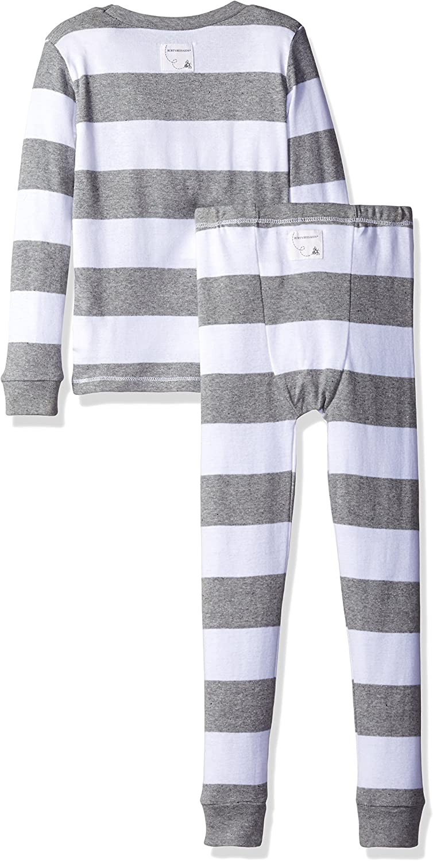 Burt's Bees Baby Baby Girls' Pajamas, 2-Piece Pj Set, 100% Organic Cotton (12 Mo-7 Yrs): Clothing