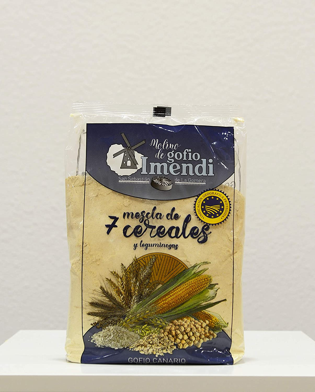 Gofio IMENDI Mezcla 7 Cereales 1 Kg.