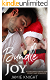 Bundle of Joy: A Christmas Single Dad Secret Baby Romance (Big Apple Love Book 4)
