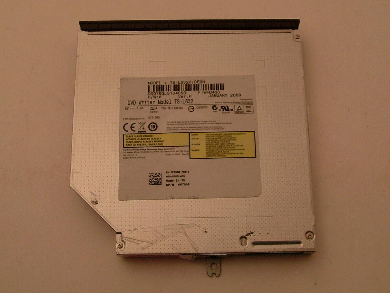 Dell DVD-RW Drive Black TS-L632H PT068 Inspiron 1525 1526