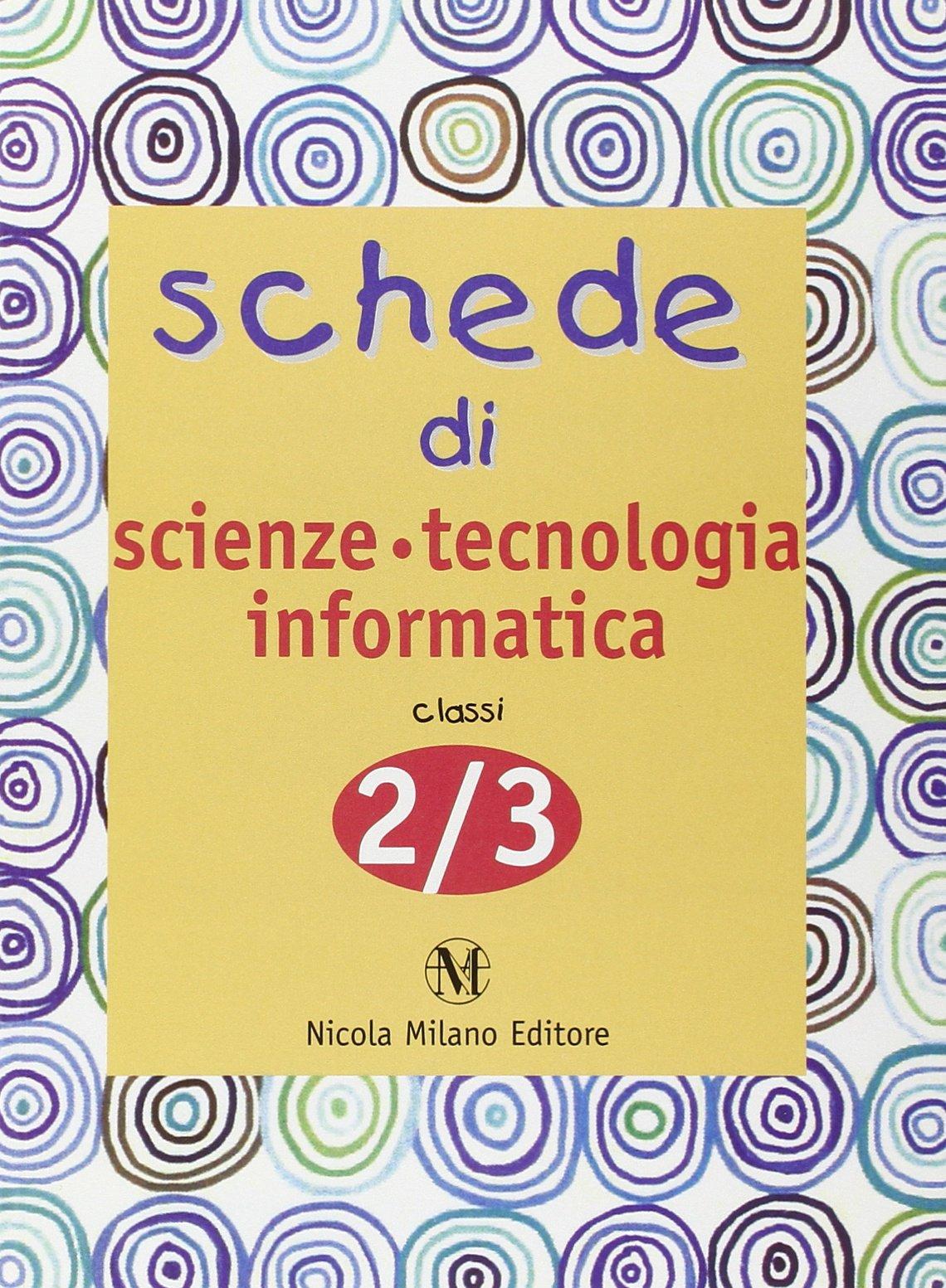 Top Schede di scienze, tecnologia, informatica. Quaderni operativi per  CE73
