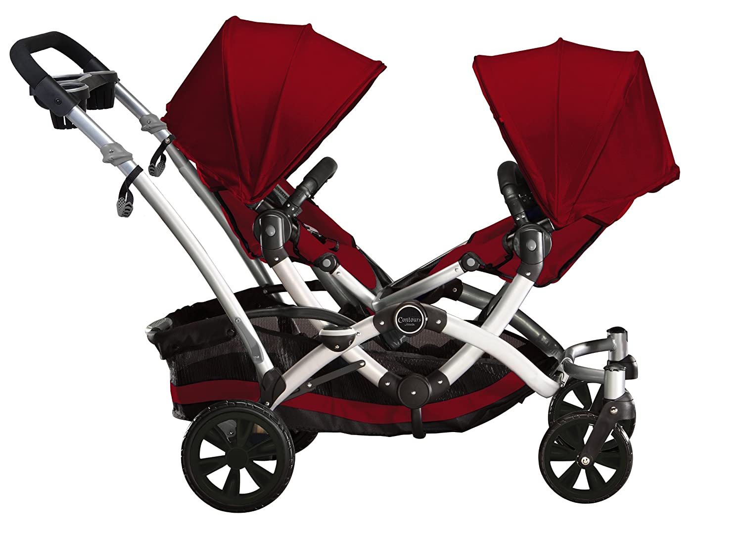 51aa32830 Amazon.com   Contours Options Tandem Stroller
