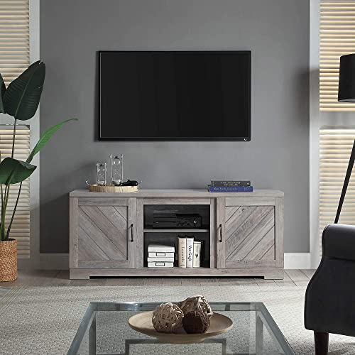 BELLEZE Hilo 58 Inch TV Stand Console