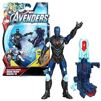 Los Figura ManAmazon 38028 es Hasbro Vengadores De Iron Avengers erQCBWxEdo
