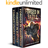 Forged in Battle Boxed Set: Books 4 - 6 (Jack Forge, Fleet Marine Omnibus Book 2)