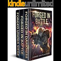 Forged in Battle Boxed Set: Books 4-6 (Jack Forge, Fleet Marine Omnibus Book 2)