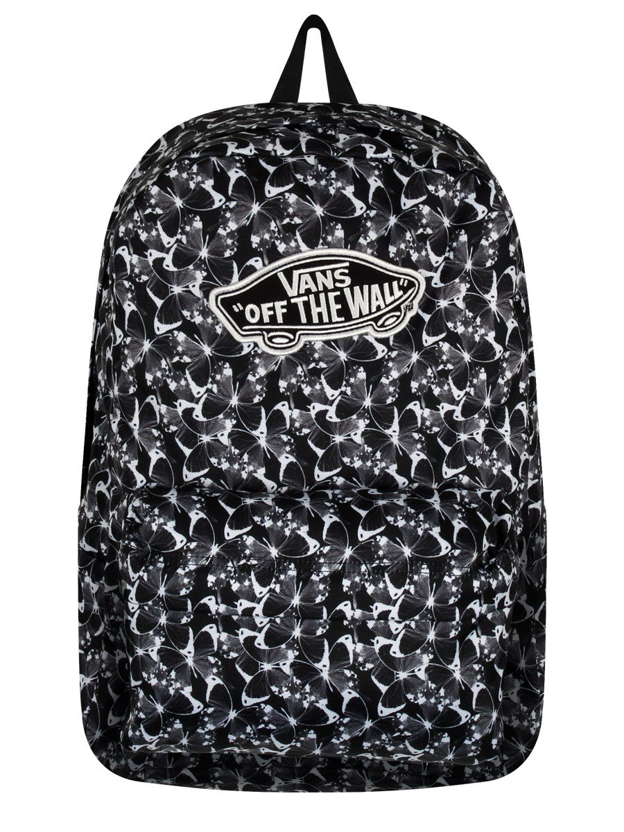 VANS REALM BACKPACK BUTTERFLY BLACK Talla única