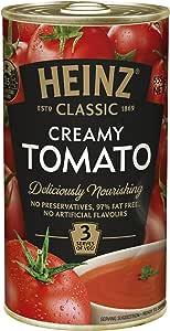 Heinz Classic Creamy Tomato Soup, 535g