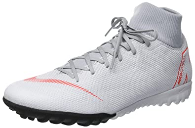 05a2d4c8e989f5 Nike Mercurial X Superfly 6 Academy Men's Soccer Turf Shoes (8 M US) Grey