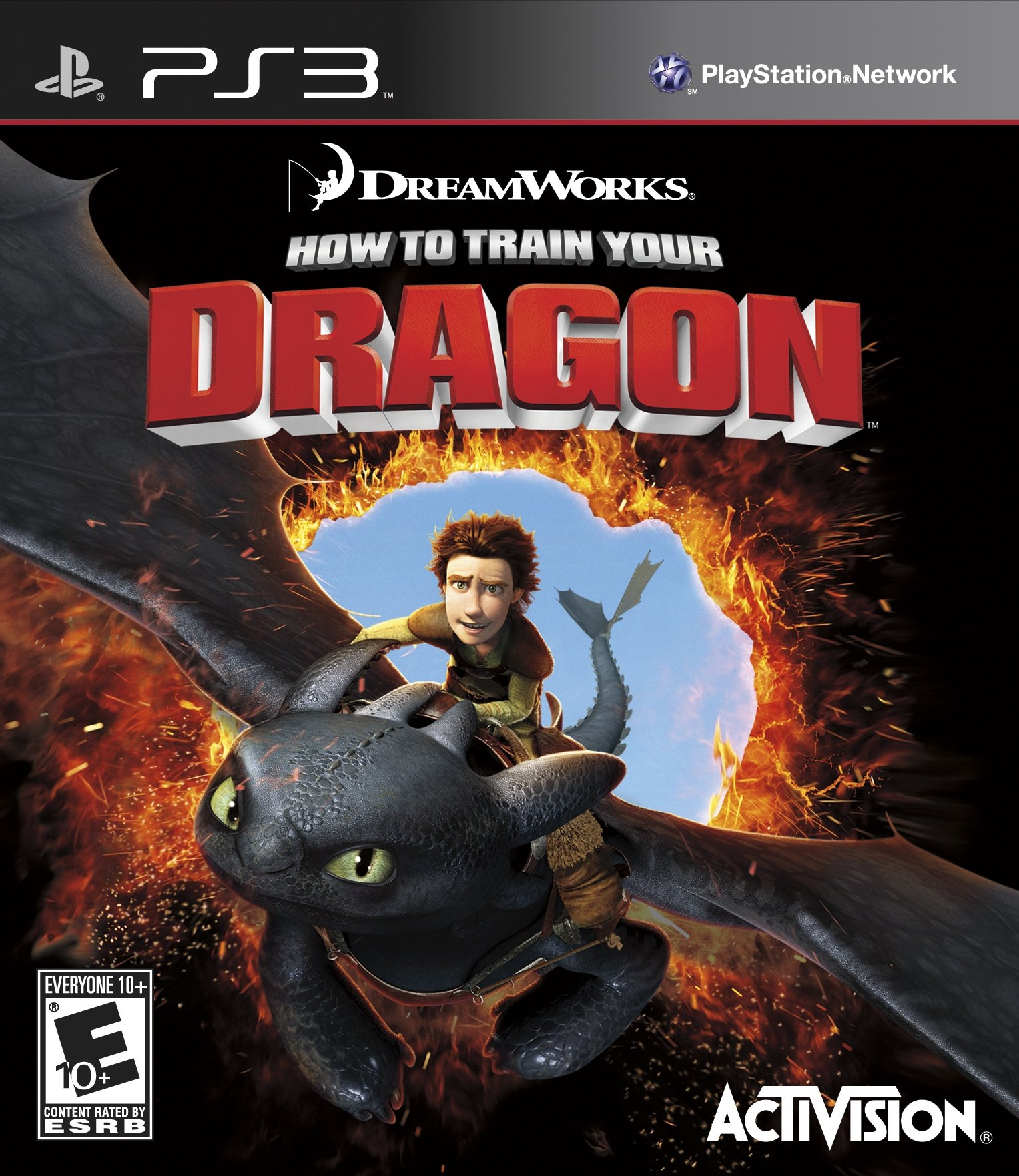 How to Train Your Dragon - Playstation 3