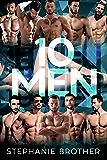 10 MEN: A MEGA MENAGE REVERSE HAREM ROMANCE (HUGE SERIES Book 7) (English Edition)