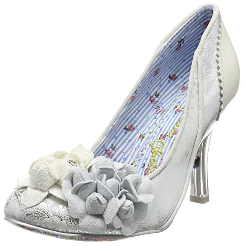Irregular Choice Damens's Mrs Niedriger Closed Closed Niedriger Toe Pumps     ... b2feee