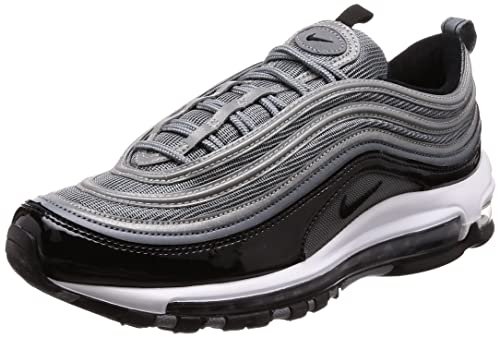 8ae0016219584 NIKE Air Max 97 Men s Trainers Grey  Amazon.co.uk  Shoes   Bags