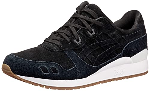 best service 88599 63729 ASICS Mens Gel-Lyte Iii Trainers in Black White