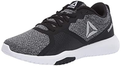 huge discount f9a76 8322a Reebok Women s Flexagon Force Cross Trainer, Black True Grey White, ...