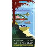 WEST OF SCOTLAND SAILING MAP - a planning guide for yacht cruising
