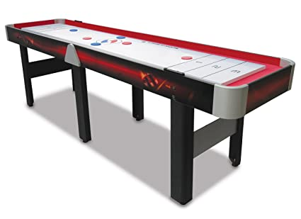 Amazoncom Sportcraft Turboslide Shuffleboard Table Sports - Sportcraft 1926 pool table