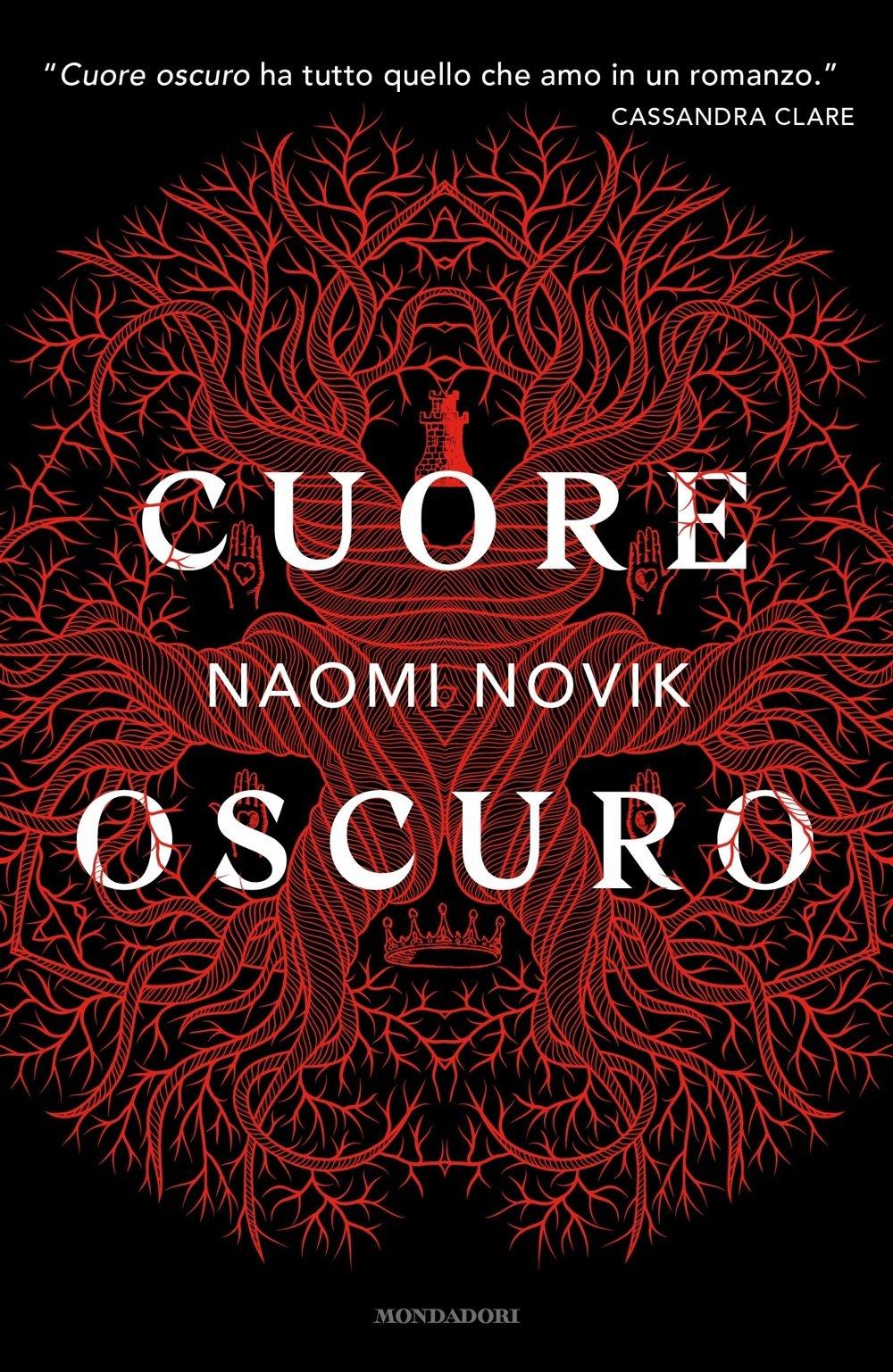 Cuore oscuro Copertina rigida – 26 set 2017 Naomi Novik M. Carozzi Mondadori 8804678852