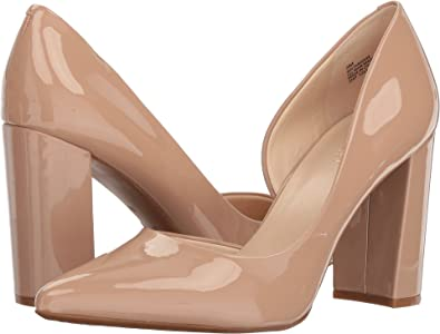77accc8d65 Amazon.com | Nine West Women's ANISA9X Synthetic Pump | Pumps