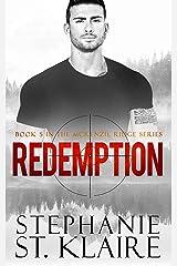 Redemption (The McKenzie Ridge Series Book 5) Kindle Edition