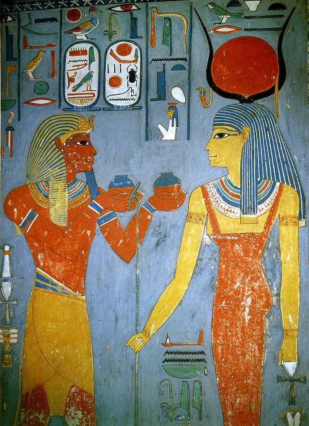 Superbe Pendentif Egyptien Cl/é de Vie