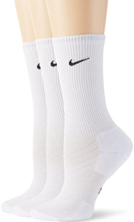 Nike 3-Pair Dri-Fit Crew Row - Calcetines para Hombre: Amazon.es: Zapatos y complementos