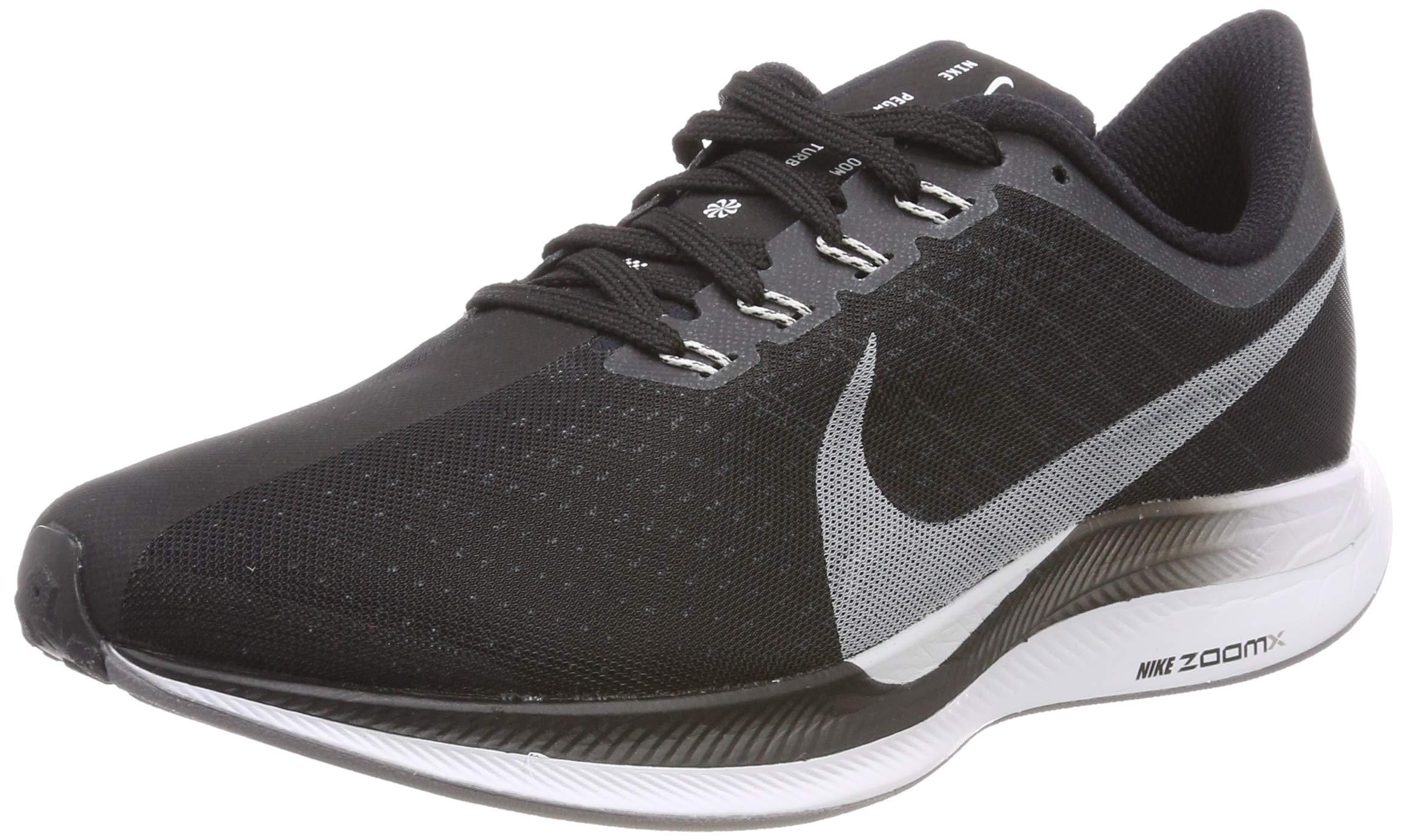 de59004e29561 Galleon - Nike Men s Zoom Pegasus 35 Turbo Running Shoe 11 Black