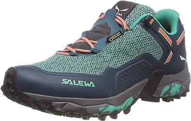 SALEWA WS Speed Beat Gore-Tex, Zapatillas de Running para Asfalto para Mujer: Amazon.es: Zapatos y complementos