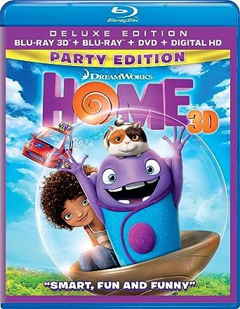 Color Home Blu Ray