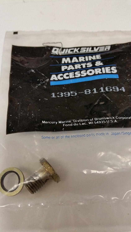 New Mercury Mercruiser Quicksilver Oem Part # 43023 Seal
