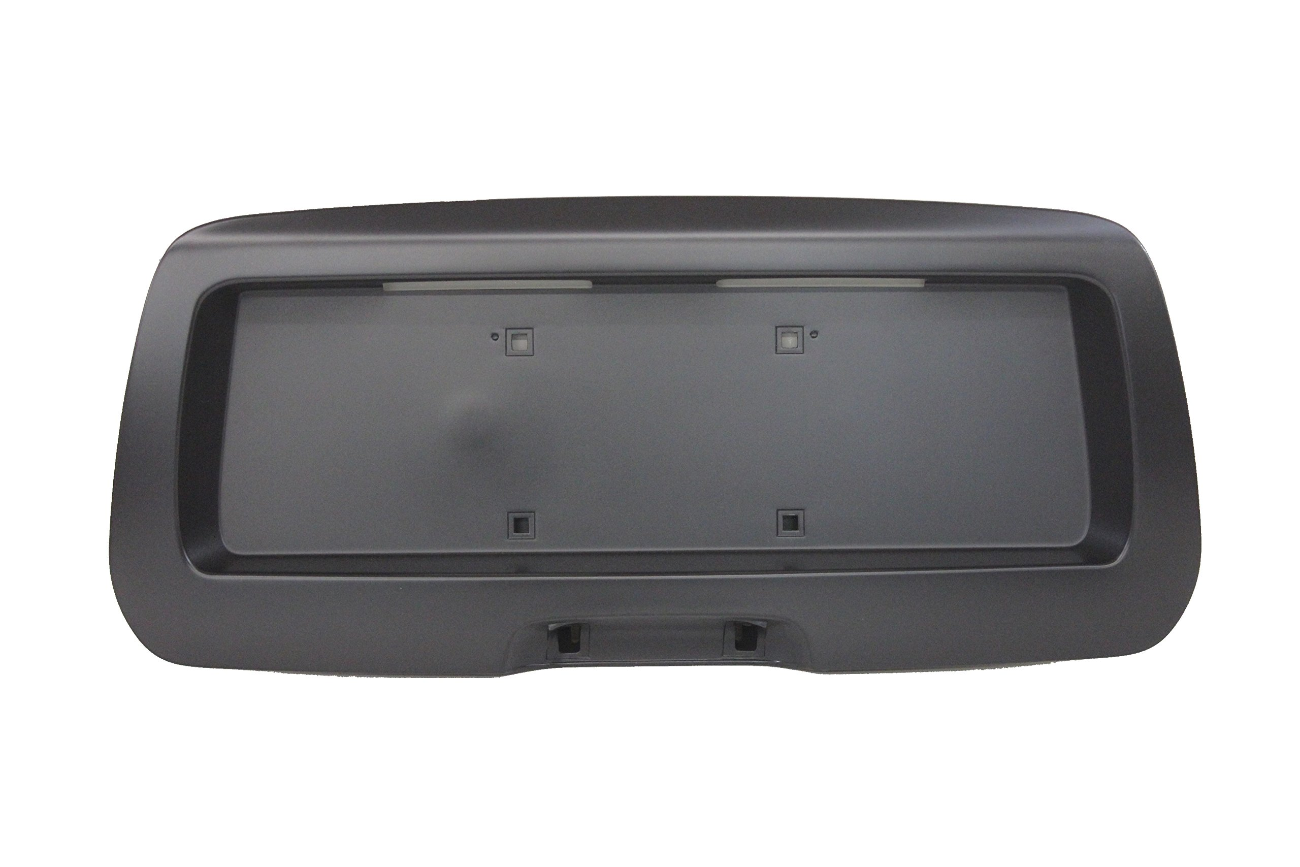 GM Genuine 88980652 License Plate Pocket, Rear