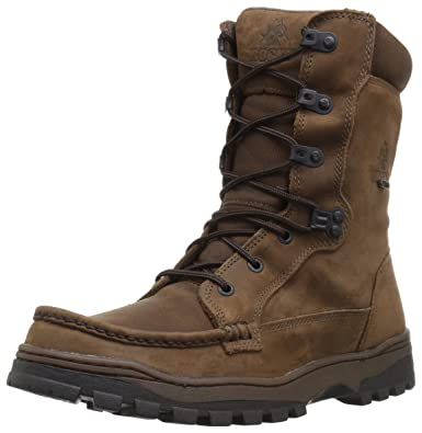 Rocky Rocky Men s FQ0008729 Hiking Boot Light Brown Cheap Sale