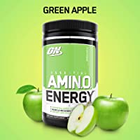 Deals on Optimum Nutrition Essential Amino Energy Green Apple 30 Servings