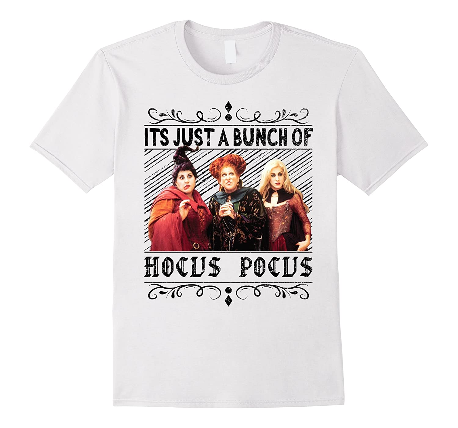 It's just a bunch of Hocus Pocus Halloween Shirt-T-Shirt