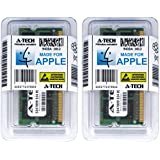 A-Tech For Apple 8GB Kit 2 x 4GB PC3-10600 1333Mhz Mac mini iMac Mid 2011 Mid 2010 Late 2011 MC508LL/A A1311 MC509LL/A MC510LL/A A1312 MC978LL/A MC816LL/A A1347 MC936LL/A Memory RAM