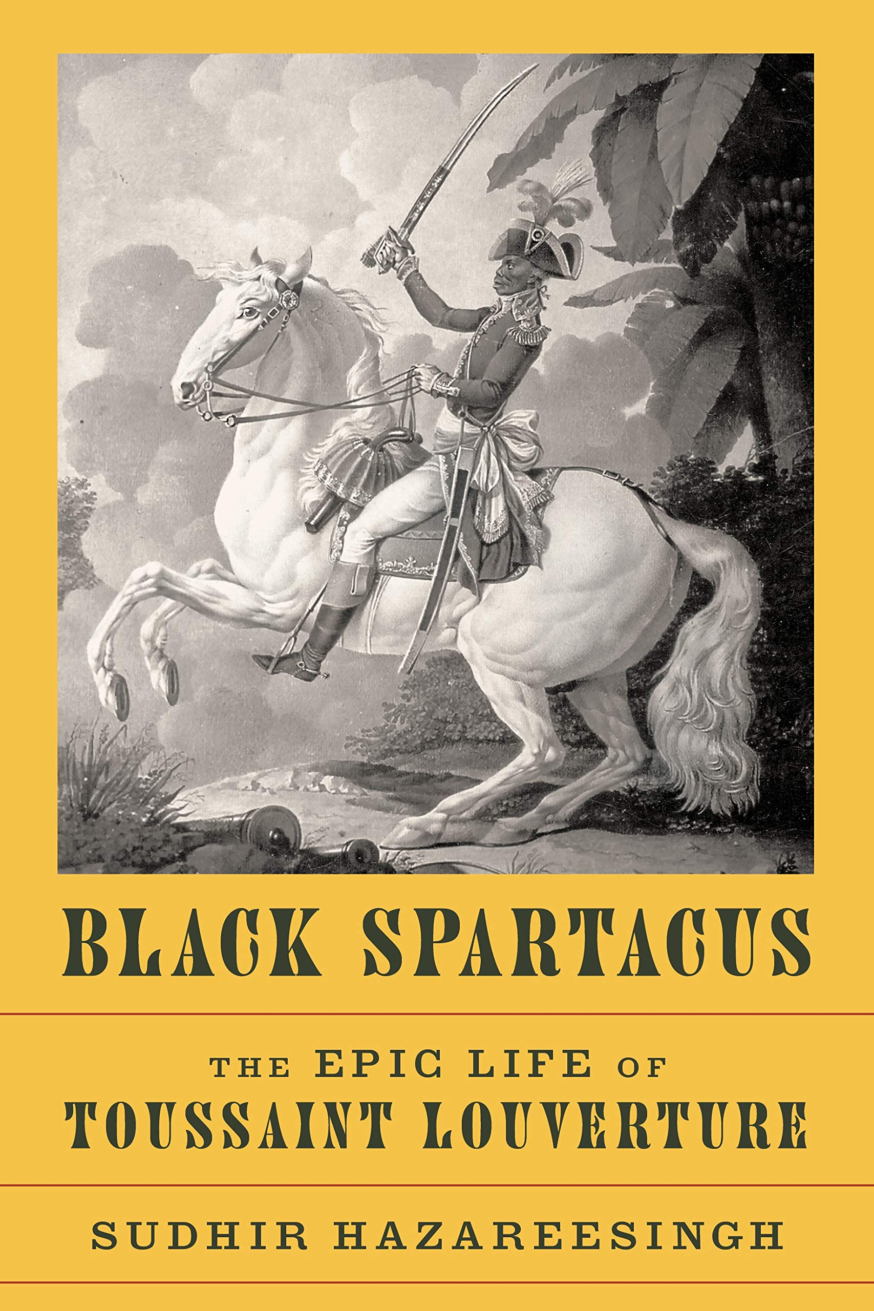 Amazon.com: Black Spartacus: The Epic Life of Toussaint Louverture (9780374112660): Hazareesingh, Sudhir: Books